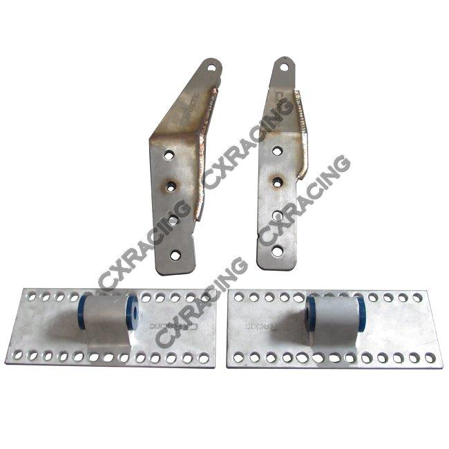 LS1 Swap Kit Torsion Bar Subframe Bracer Sway Bar Header for