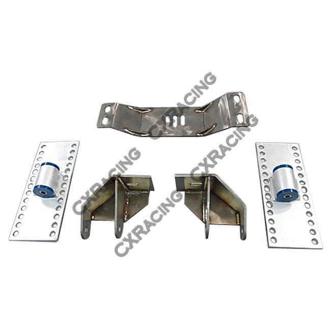 Best Ls1 Engine Upgrades: LS1 LS Engine Motor Auto Transmission Swap Mount Kit For
