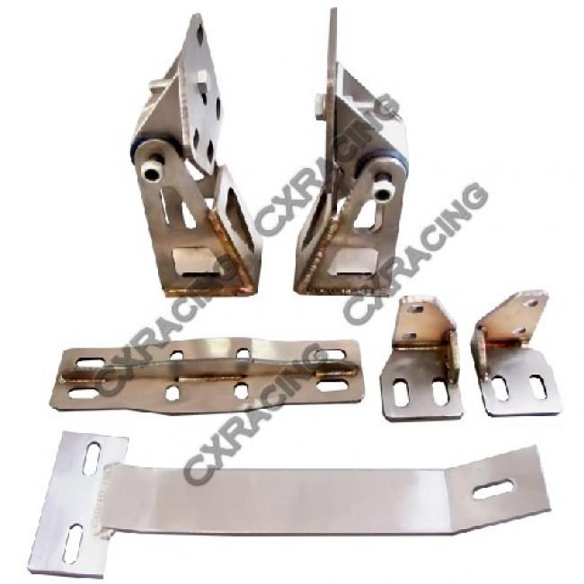 01 650x650 gte engine r154 transmission mount for subaru brz scion frs 2jzgte frs 2jz wiring harness at creativeand.co