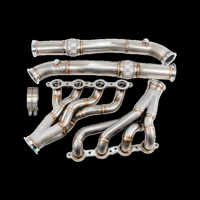 Ls1 Engine Description: LS1 Engine T56 Trans Mount Headers Kit For 04-13 BMW E90