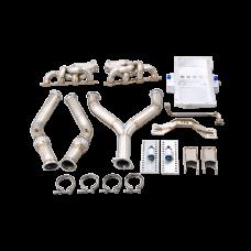 LS1 Engine T56 Trans Mount Oil Pan Headers Kit  for Lexus SC300 LS LSx