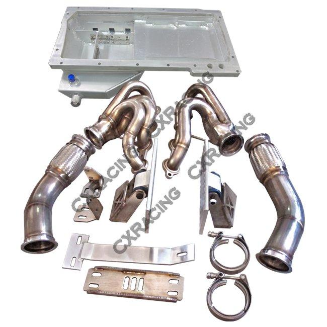 Ls1 Engine T56 Transmission Sale: LS1 Engine T56 Transmission Mounts Kit Header Oil Pan