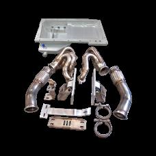 LS1 Engine T56 Transmission Mounts Kit Header Oil Pan Subaru BRZ/ Scion FRS
