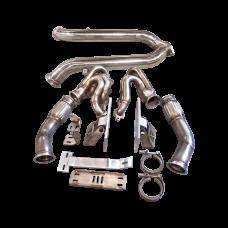 LS1 Engine T56 Transmission Mounts Kit Header Exhaust Y Subaru BRZ/ Scion FRS