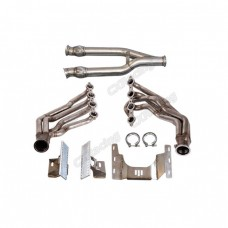 LS1 Engine + T56 Transmission Mounts + Headers + Exhaust Y Pipe Swap Kit For 91-99 BMW E36