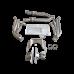 Engine Transmission Mounts Kit Header Oil Pan Exhaust Y For BMW E46 LS1 LSx T56