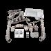 LS1 Engine T56 Trans Mount Headers Oil Pan for 04-13 BMW E90/E92 LS Swap