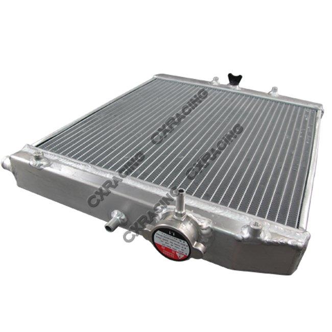 Aluminum Heat Exchanger For Air To Water Intercooler