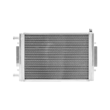 Aluminum Heat Exchanger For Air to Water Intercooler 17x11x2.25 Inch