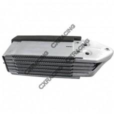 Aluminum Oil Cooler 6 Rows For VW Volkswagen Bug Beetle Audi 5000 /Turbo Porsche