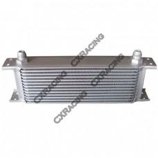 Universal 13 row 6AN Transmission Engine Oil Cooler Hi Performance