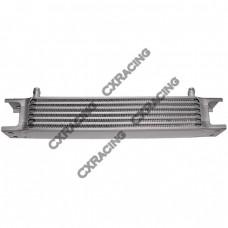 "Aluminum Oil Cooler 11"" Core, 7 Row , 3/8"" Inlet, Hi Performance"
