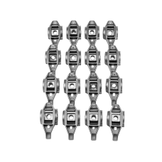 Stainless Steel Roller Rocker Arms For LS1 LS2 LS6 Cathedral-Port