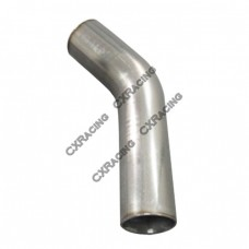"1.5"" 304 Stainless Mandrel 45 Bend Pipe Tubing Tube"
