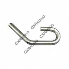 "2.5"" 45 180 U 304 Stainless Mandrel Bend Pipe Tube"