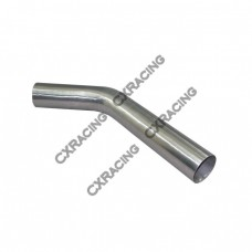 "3"" 45 Degree 304 Stainless Mandrel Bend Pipe Tubing Tube"