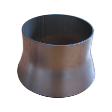 """5"""" to 4"""" 304 Stainless Steel Reducer Jointer Pipe Exhaust Catback"""