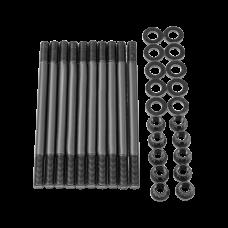 Chromoly Cylinder Head Stud Bolt Kit for Nissan SR20DE SR20DET Engine
