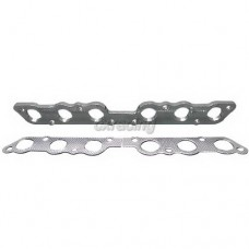Exhaust Manifold Stainless Steel flange + Gasket For Supra 2JZGE 2JZ-GE