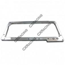 "Oil Pan Aluminum Flange 3/4"" Thick For LS1 LS6 LS7 LS S13 S14 Swap"