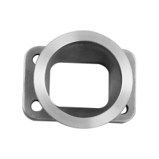 "T25/T28 Turbo to 2.5"" V-Band 304 Stainless Steel Cast Flange Adapter Converter"