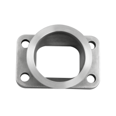 "T3 Turbo to 2.5"" V-Band 304 Stainless Steel Cast Flange Adapter Converter"