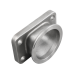 """T3 Turbo to 2.5"""" V-Band Stainless Steel Cast Flange Adapter Converter"""
