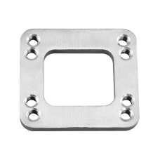 T3/T4 Turbo Manifold Flange Adapter Stainless Steel T04E GT35