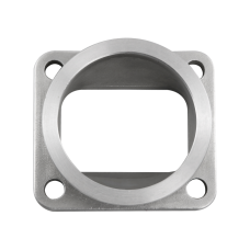"T4 Turbo to 3"" V-Band 304 Stainless Steel Cast Flange Adapter Converter"