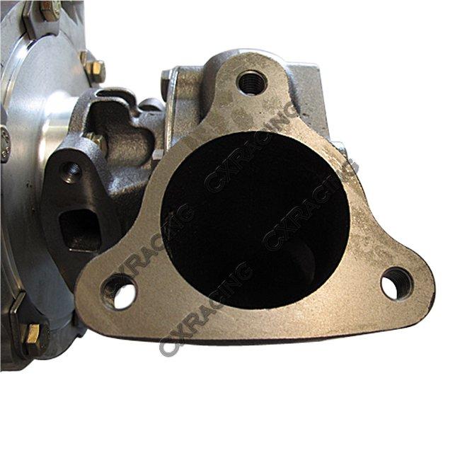 Bolt to t turbo adapter flange header manifold
