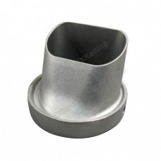 Titanium 13B Exhaust Sleeve For 86-00 Mazda 13B, 20B