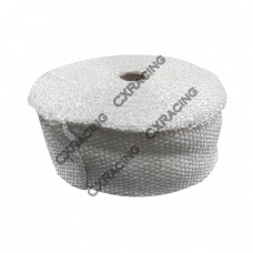 "Exhaust Heat Header Wrap 2"" x 1/16"" x 10M White"