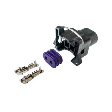 Fuel Injector Connector Wiring Plug Clip Terminal for Bosch EV1 Female LS1 LSx