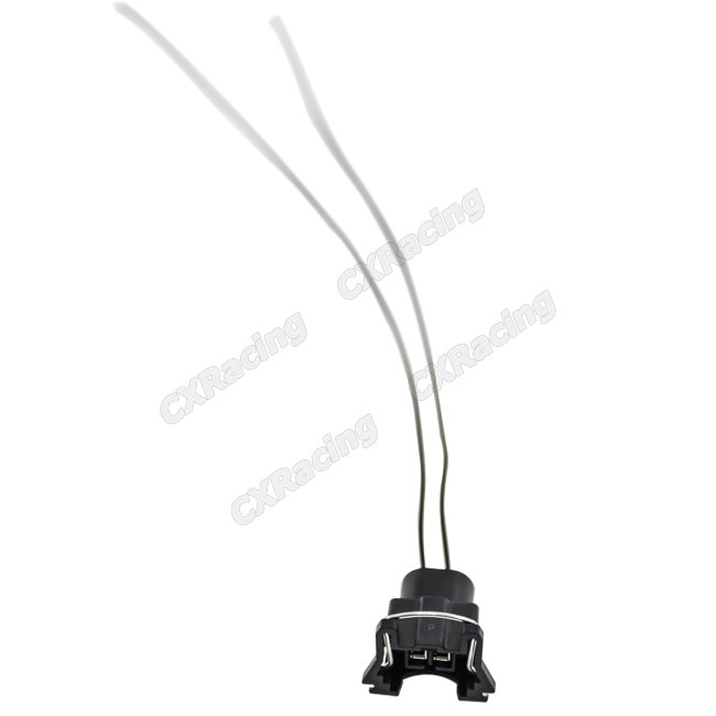 injector connector wire plug w   pigtail wire harness ev1