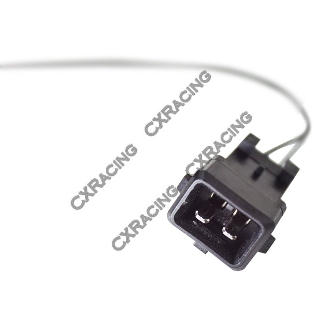 Fuel Injector Connector Wiring Plug Clip Terminal for Bosch