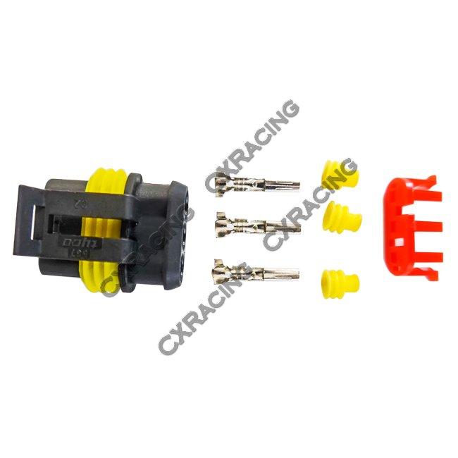 Crank Cam Position Sensor Connector Plug Terminal For LS1