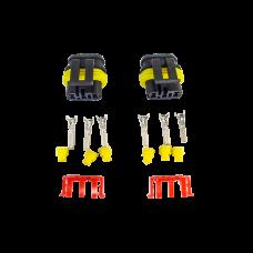 Crank Cam Position Sensor Connector Plug Terminal for LS1 LSx Engine 2pcs