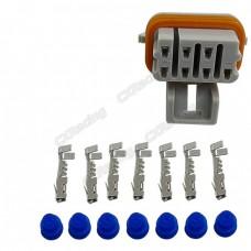 Ignition Coil Main Harness Connector For LS1 LS2 LS3 LS6 LS7 LQ4 LQ9 ECU Side