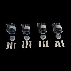 Oil Fuel TPS Pressure Sensor Connector Plug Terminal for GM LS1 LSx 4pc
