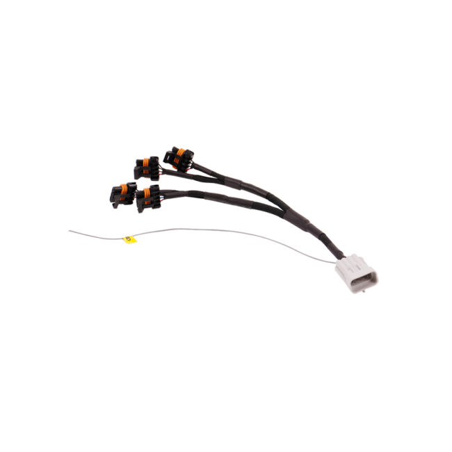 CXRacing Ignition Coil Packs Wiring Harness for LS1 LSx Camaro Corvette 1 Pair