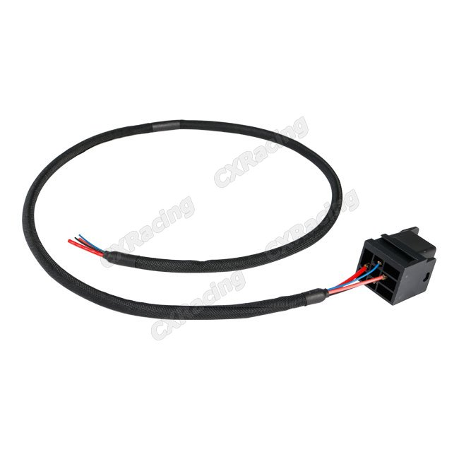 30a 12v dc relay wire harness 3ft for ecu fuel