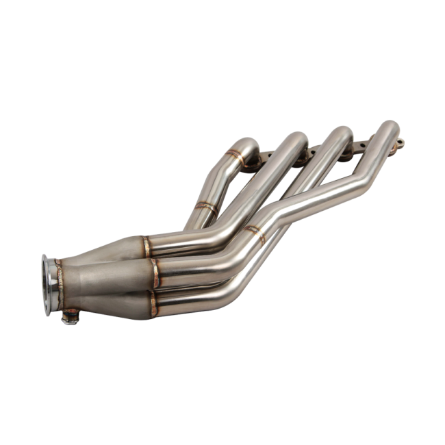 Headers Dual Catback Exhaust System For 67