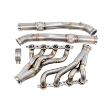 High Performance Header Downpipe Kit for 04-13 BMW E90/E92 LS1 Engine