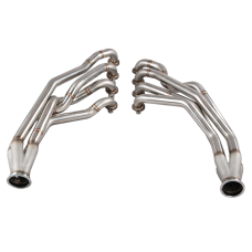 New V2 High Performance Headers For 240SX S13/S14 LS LS1 Engine Swap