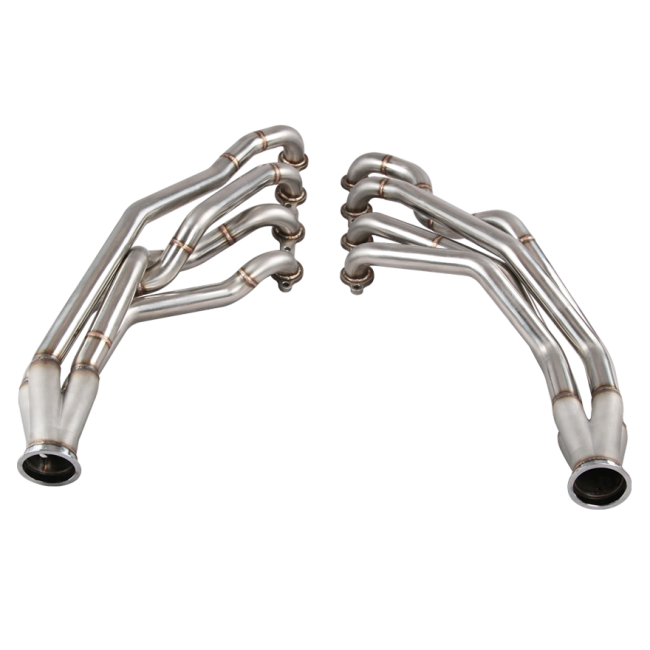 new v2 high performance headers for 240sx s13  s14 ls ls1 engine swap