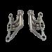 Header Manifold For A-Body Chevelle Nova Malibu El Camino Impala SBC V8
