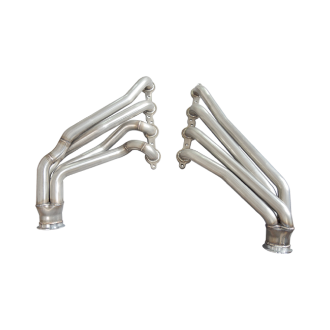 Header + Y Pipe For 99-06 BMW 3 Series E46 LS1 LSx Motor