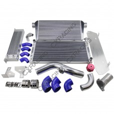 13B Rotary Engine Intercooler Radiator Piping Kit Oil Cooler For Datsun 510 Swap