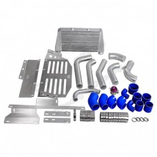 Intercooler Piping Kit Skid Plate For Land Cruiser J80 1FZ-FE Fits ARB Bumper