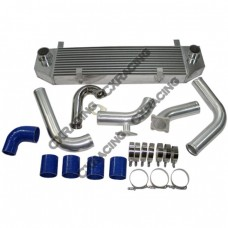 "Front Mount Intercooler Kit For 90-94 1G DSM Eclipse Talon Turbo 4G63, 3.5"" Core"